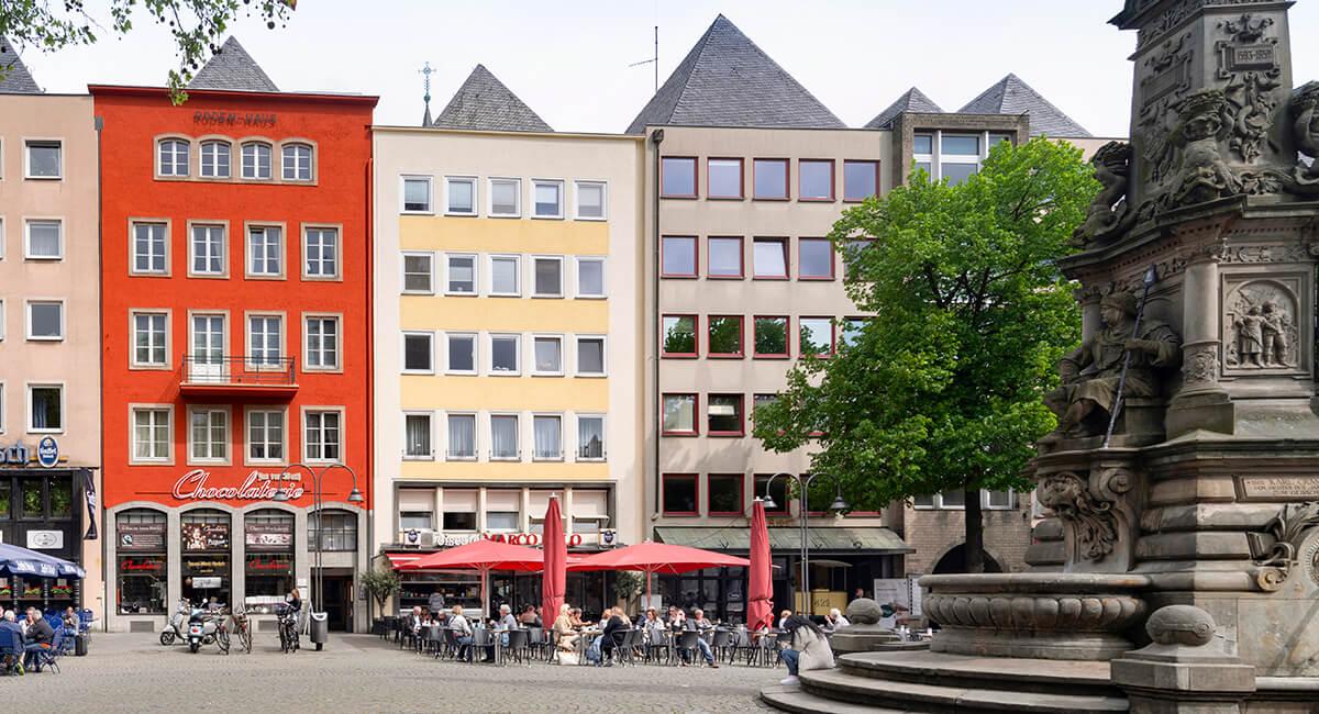 Kleine Altstadt-Tour - Segway Tour durch Köln