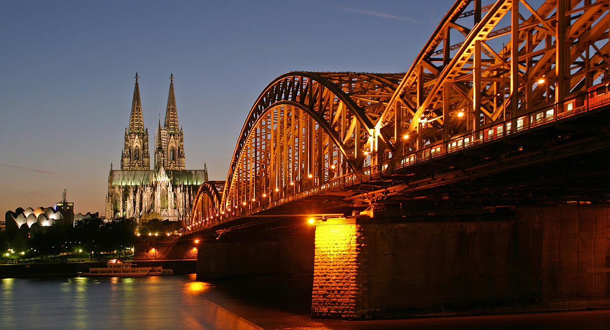 Colonia Südstadt Tour - Segway Tour durch Köln